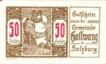 Austria, 50 Heller, FS 346IIIg