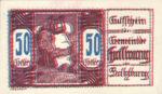 Austria, 50 Heller, FS 346IIIx1