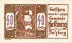 Austria, 40 Heller, FS 346IIIx2