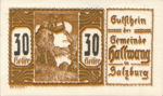 Austria, 30 Heller, FS 346IIIx3