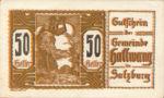 Austria, 50 Heller, FS 346IIIx3