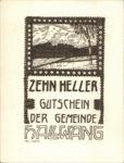 Austria, 10 Heller, FS 346VIIb