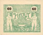 Austria, 60 Heller, FS 351IIa