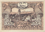 Austria, 20 Heller, FS 353Ia