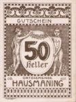 Austria, 50 Heller, FS 357IId
