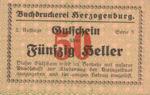 Austria, 50 Heller, FS 369IIIg