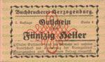 Austria, 50 Heller, FS 369IIIh