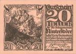 Austria, 20 Heller, FS 377a
