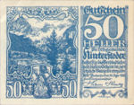 Austria, 50 Heller, FS 377c