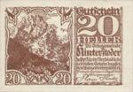 Austria, 20 Heller, FS 377d