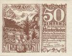 Austria, 50 Heller, FS 377d