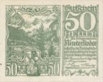 Austria, 50 Heller, FS 377f