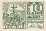 Austria, 10 Heller, FS 377g