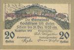 Austria, 20 Heller, FS 382a1