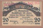 Austria, 20 Heller, FS 382a3
