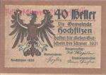 Austria, 40 Heller, FS 382a3