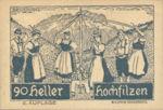 Austria, 90 Heller, FS 382b