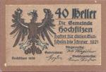 Austria, 40 Heller, FS 382c