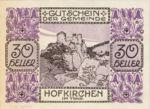 Austria, 30 Heller, FS 387IIIb