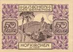 Austria, 50 Heller, FS 387IIIb