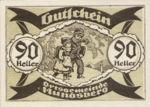 Austria, 90 Heller, FS 402IIa
