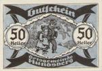 Austria, 50 Heller, FS 402IIb
