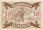 Austria, 30 Heller, FS 402IIc