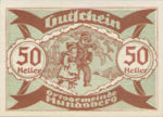 Austria, 50 Heller, FS 402IIc