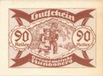 Austria, 90 Heller, FS 402IId