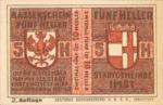 Austria, 10 Heller, FS 405b