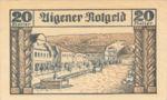 Austria, 20 Heller, FS 12I