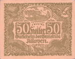 Austria, 50 Heller, FS 18Ia