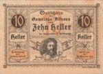 Austria, 10 Heller, FS 18IId