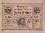 Austria, 10 Heller, FS 18SSIe