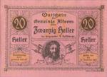 Austria, 20 Heller, FS 18SSIf