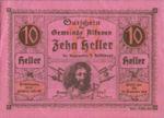 Austria, 10 Heller, FS 18SSIg