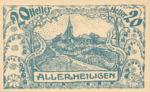Austria, 20 Heller, FS 21b3Stamp