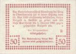 Austria, 50 Heller, FS 26a
