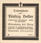 Austria, 50 Heller, FS 26IIIaC?