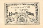 Austria, 50 Heller, FS 26IVa