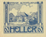 Austria, 60 Heller, FS 27Ic