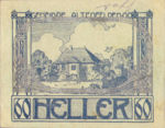 Austria, 60 Heller, FS 27Ic Unlisted