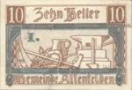 Austria, 10 Heller, FS 27SSIc