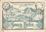 Austria, 20 Heller, FS 27SSId