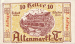Austria, 10 Heller, FS 29b