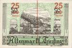 Austria, 50 Heller, FS 29c