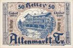 Austria, 50 Heller, FS 29eA