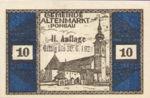 Austria, 10 Heller, FS 31b