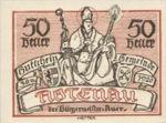 Austria, 50 Heller, FS 3a