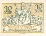 Austria, 10 Heller, FS 3b